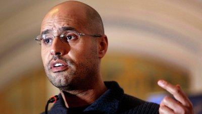 Сын бывшего лидера Ливии Сейф аль-Ислам Каддафи выпущен на свободу