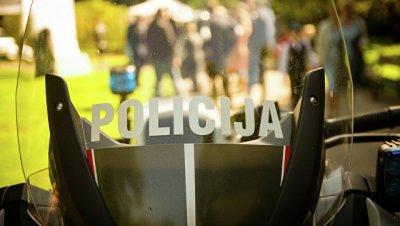 В Латвии перевернулась автоцистерна американской армии