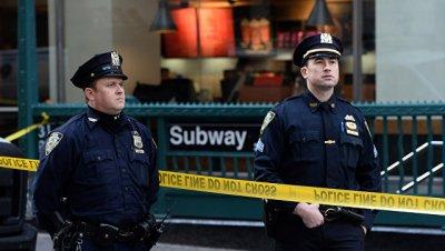 Полиция Нью-Йорка подтвердила, что в ДТП пострадали десять человек