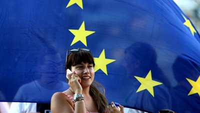 Еврогруппа согласовала новый кредит для Греции на 8,5 млрд евро
