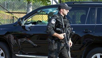 Полиция США выдала ордеры на арест охранников Эрдогана
