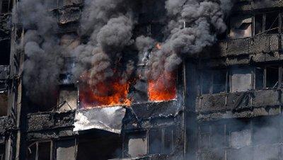 При пожаре в Лондоне без вести пропал 41 человек, сообщили СМИ