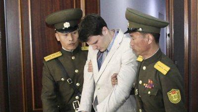 Трамп назвал случившееся с американским студентом в КНДР