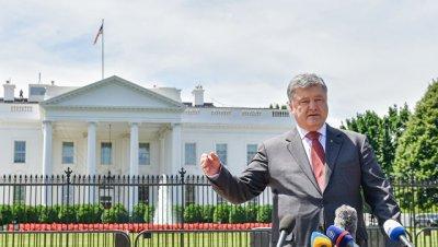Американские СМИ: в Белом доме Порошенко не удостоился