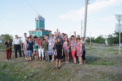 В Белокалитвинском районе установлен новый трансформатор