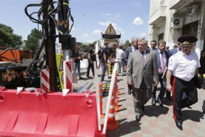 На систему «Безопасный город» выделили первые 30 млн рублей в Ростове