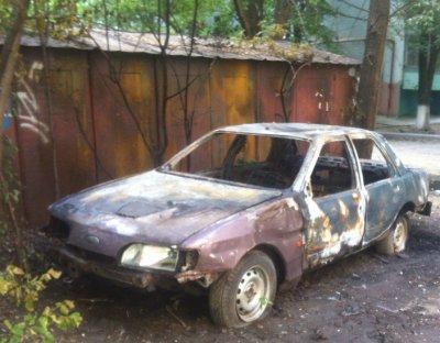 В Ростове взорвался брошенный Ford
