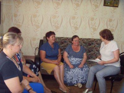 В ЦСО Белокалитвинского района начала работу школа правовой грамотности