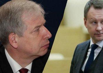 Черкесов и Вороненков: Насколько тесно были связаны бывший начальник со своим бывшим подчиненным?