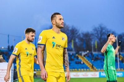 Федор Кудряшов покинул ФК «Ростов» и вошел в состав «Рубина»