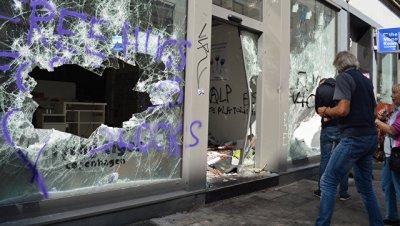 Ущерб, причиненный Гамбургу в ходе акций протеста, оценят уже завтра