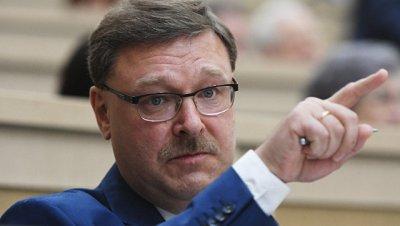 Косачев объяснил заявление Трампа по санкциям схваткой с конгрессом