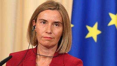 ЕС обещает финансово поддержать возвращение к нормальной жизни в Сирии