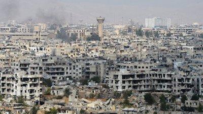 ЕС гордится тем, что не участвует в боевых действиях в Сирии