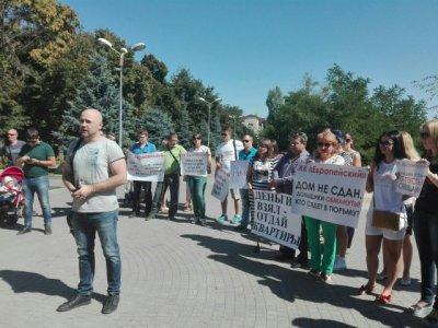 Застройщик ЖК «Европейский» оказался отцом пятерых детей и попросил оставить его на свободе