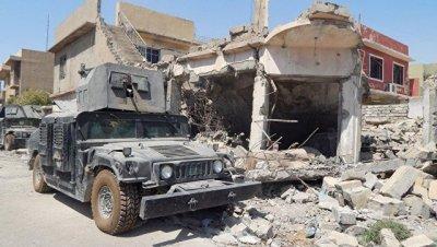Армия Ирака задерживает в Мосуле боевиков, маскирующихся под мирных граждан