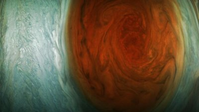 Зонд Juno получил сверхчеткие фотографии
