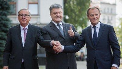 Киев обсудил с ЕС возможность разработки