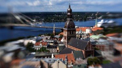 В Латвии похоронили пятилетнего Ваню Берладина