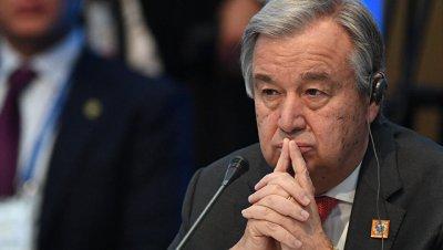 Генсек ООН призвал народ Венесуэлы найти мирный выход из кризиса