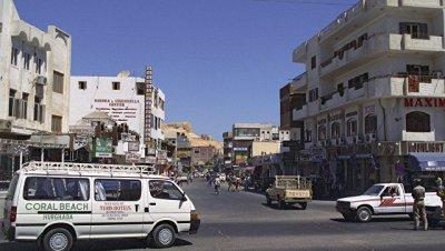 В Египте считают, что нападение в Хургаде не повлияет на турсектор