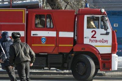 В жилом доме на проспекте 40-летия Победы загорелась газовая труба в Рстове