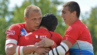Мужская сборная России по регби-7 вышла в финал этапа ЧЕ в Англии