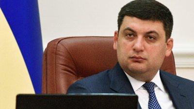 Премьер Украины заявил, что не планирует баллотироваться в президенты