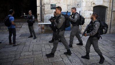 Третий человек погиб во время столкновений в Иерусалиме