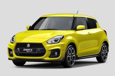Спортивная версия нового Suzuki Swift: первое фотоСпортивная версия нового Suzuki Swift: первое фото