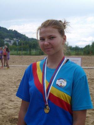 Белокалитвинская спортсменка завоевала золотую медаль на всероссийских соревнованиях по гребному спорту