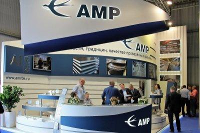 Белокалитвинское предприятие АО «АМР» приняло участие в авиасалоне «МАКС-2017»