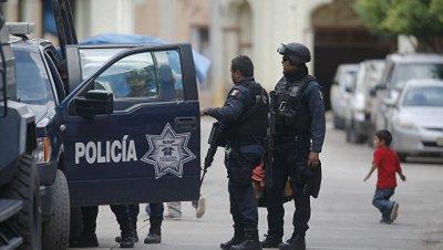 В Мексике нашли украденный контейнер с радиоактивными материалами