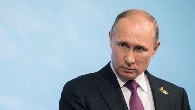 Путин прибыл в Благовещенск