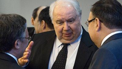 Кисляка не приглашали выступить в Вашингтоне по поводу Russiangate