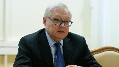 Россия не просила США назначать спецпредставителя по Украине, заявил Рябков