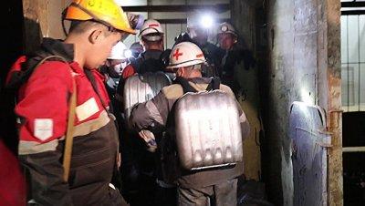 Командир отряда спасателей рассказал о сложностях операции на руднике