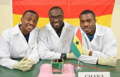 Африка включилась в космическую гонку, запустив свой первый спутник