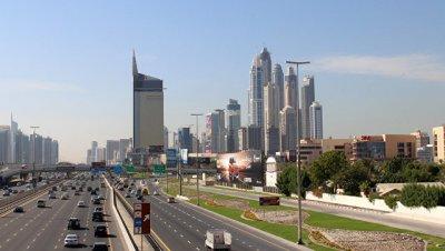После отмены виз турпоток из России в Дубай увеличился почти вдвое