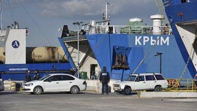 Керченская переправа 7 августа перевезла рекордное число легковушек
