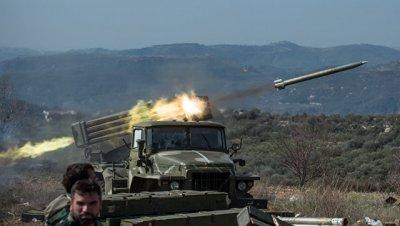 Сирийская армия освободила от ИГ* часть провинции Сувейда