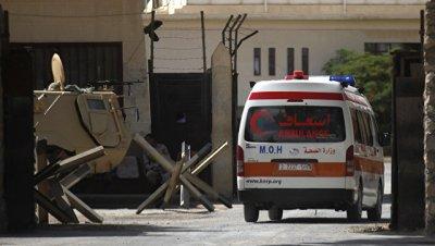 В Египте при столкновении двух поездов пострадали десятки человек