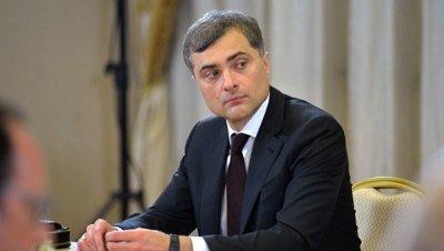 Сурков встретится со спецпредставителем США по Украине в Женеве или Вене