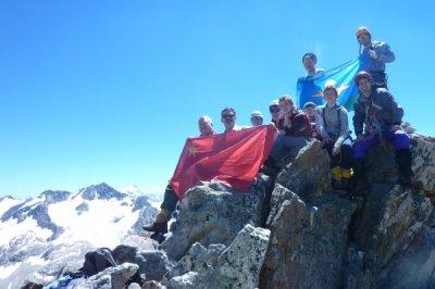 Белокалитвинская молодежная организация «Витязь» побывала на спортивных сборах в альплагере «Узункол»