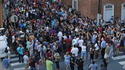 Полиция Шарлоттсвилля отказала еврейской общине в охране синагоги