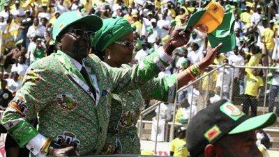 В ЮАР опровергли информацию о возвращении первой леди Зимбабве на родину