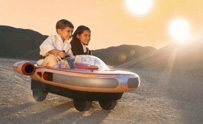 В США можно купить детскую версию лендспидера из «Звёздных войн»