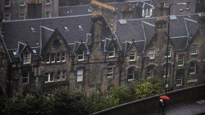 В Эдинбурге полиция оцепила район из-за подозрительного предмета