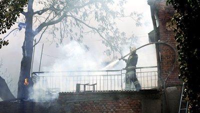 Депутат попросил СК проверить версию поджога в Ростове-на-Дону