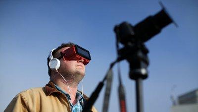 Сайт NASA TV рухнул из-за наплыва желающих посмотреть солнечное затмение